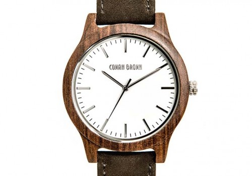Brando Wood Watch