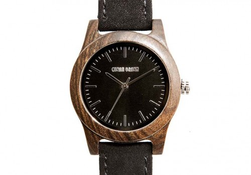 Lincoln Wood Watch