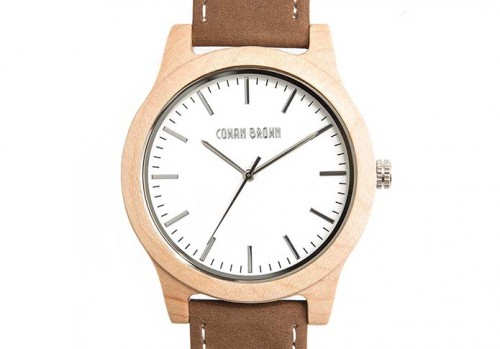 Newman Wood Watch