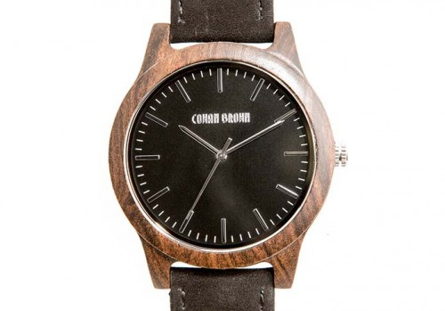 Poitier Wood Watch