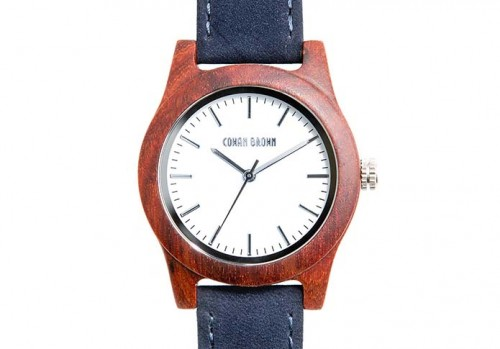 Taylor Wood Watch